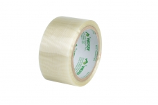 Mono-Directional Filament Reinforced Residue Free Tape