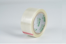 Cross Filament Tapes for Carbon Packaging